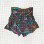 GS-1053  Needlepointer Pants Sharon G