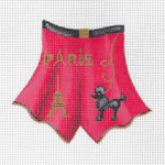 GS-1065 French Poodle Pants Sharon G