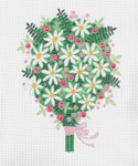 "CB-166 Summer Bouquet 18g, 7.25"" x 10.5"" CURTIS BOEHRINGER"