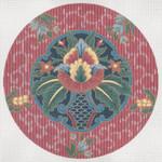 "223-FC Round Fantasy Flower 13g, 12"" diameter Creative Needle"