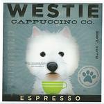 TC-SF-103 12x12 18ct Westie Tango & Chocolate Etc.