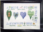 05-1854 Hearts For All Seasons- Spring by Abbey Lane Designs