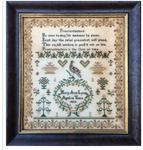 16-1630 Mary Ann Lynn 1855 200w x 216h Milady's Needle
