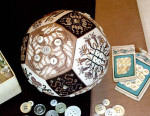 Amaryllis Artworks Quaker Button Ball, The