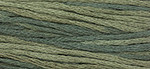 6-Strand Cotton Floss Weeks Dye Works 1303  Charcoal