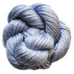 The Pure Palette Baroque Silk 1234 - Just Blue