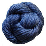 The Pure Palette Baroque Silk 1236 - Just Dark Blue