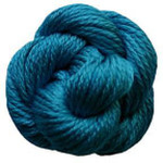 The Pure Palette Baroque Silk 1246 - Neon Blue