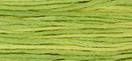 6-Strand Cotton Floss Weeks Dye Works 1119 Daffodil