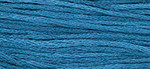 6-Strand Cotton Floss Weeks Dye Works 1306 Navy