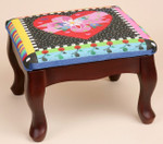 41801 Classic Footstool  Pattern Not Included Sudberry