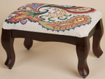 41901-  Classic Footstool  Sudberry