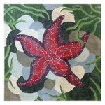 Claire Lloyd Designs CL3622 - Purple Starfish / Large