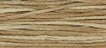 6-Strand Cotton Floss Weeks Dye Works 1219  Oak