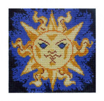 Elements Designs DH3610 - Sun Face