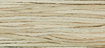 6-Strand Cotton Floss Weeks Dye Works 1110 Parchment