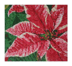 Elements Designs DH3624 - Poinsettia