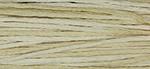 6-Strand Cotton Floss Weeks Dye Works 1101 Light Khaki