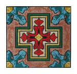 Elements Designs DH3614 - Renaissance Cross