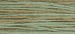 6-Strand Cotton Floss Weeks Dye Works 1173  Confederate Gray
