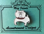 Bulldog Classic Accoutrement Designs Needle Minder