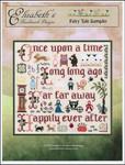 17-1188YT Fairy Tale Sampler 157w x 150h Elizabeth's Needlework Designs