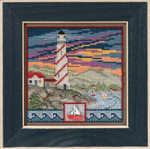 MH141714 Lighthouse (2017) Mill Hill Buttons and Bead Kit