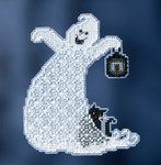 MH191723 Essence Ghost Mill Hill Trilogy Ornament Kit