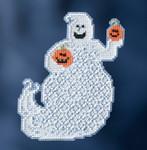MH191722 Ellis Ghost Mill Hill Trilogy Ornament Kit