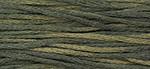 6-Strand Cotton Floss Weeks Dye Works 1304 Onyx