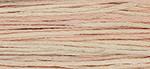 6-Strand Cotton Floss Weeks Dye Works 1129 Peach Fuzz