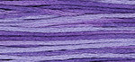 Weeks Dye Work 6-Strand Floss 2333 Peoria Purple