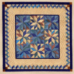 LEMOYNE STAR Laura J Perin Designs Counted Canvas Pattern Only