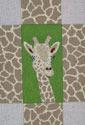 BRK213 J. Child Designs Brick giraffe