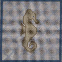 ctr210 J. Child Designs seahorse