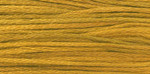 6-Strand Cotton Floss Weeks Dye Works 1225 Tiger's Eye