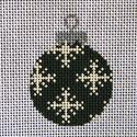 ctr201 J. Child Designs snowflake ornament