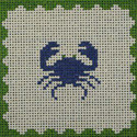 ctr212 J. Child Designs crab