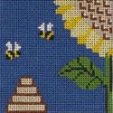 ctr206 J. Child Designs bee's & skep