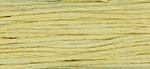 6-Strand Cotton Floss Weeks Dye Works 1118 Goldenrod