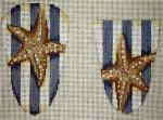Associated Talents AC-114 Starfish Scissors Case