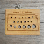 State Knitting Needle Gauge Bamboo Katrinkles Examples Shown, Specify State