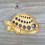 Tortoise Knitting Needle Gauge Katrinkles