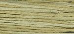 6-Strand Cotton Floss Weeks Dye Works 1123 Cornsilk