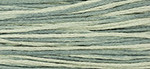 6-Strand Cotton Floss Weeks Dye Works 1176  Pewter Retired