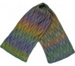 p-c244-01 Jojoland Knitting Pattern MORNING ABSTRACT