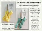 Silk Classic Colorworks Cool Mint