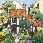 MPCP60 COTTAGE GARDENS I Michael Powell