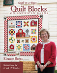 11-2403 Quilt Blocks On American Barns by Quilt In A Day