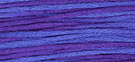 Weeks Dye Work 6-Strand Floss 2338	 Purple Rain